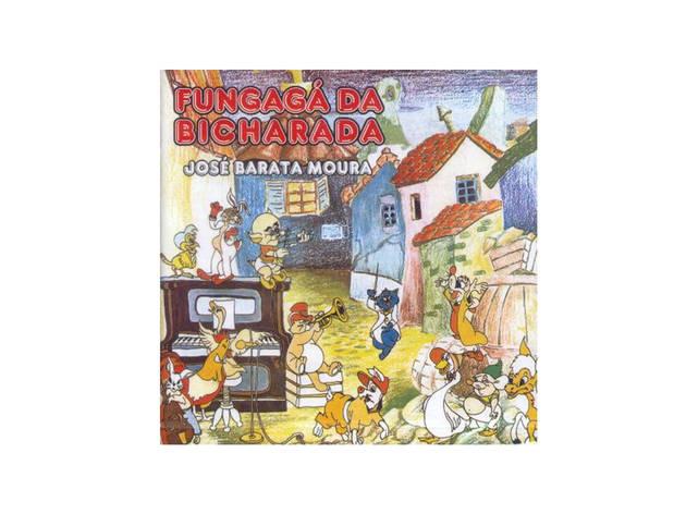 Fungagá da Bicharada, José Barata Moura (1976)