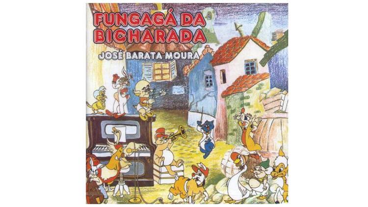 Música, Fungagá da Bicharada, José Barata Moura (1976)