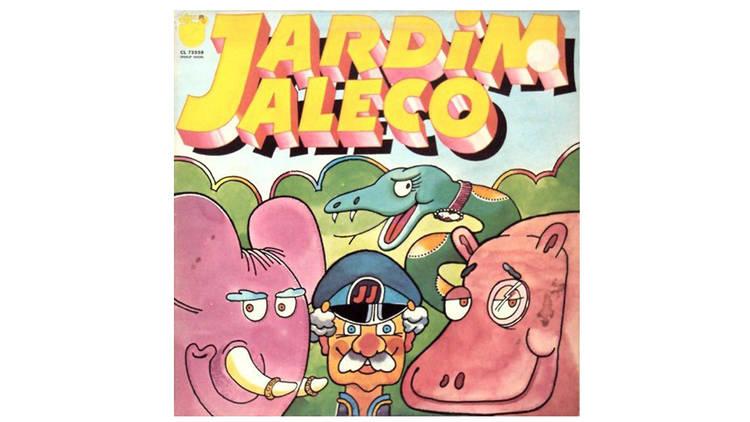 Música, Jardim Jaleco, Carlos Mendes (1979)