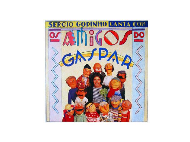 Sérgio Godinho Canta com os Amigos do Gaspar, Sérgio Godinho e Jorge Constante Pereira (1988)