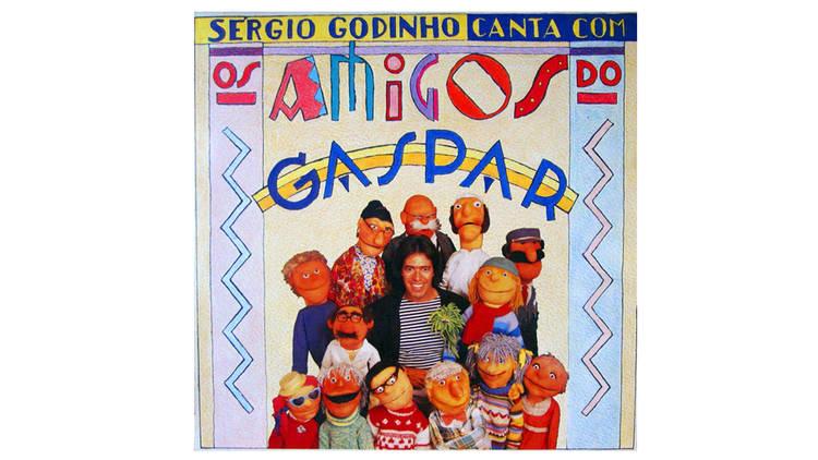 Música, Sérgio Godinho Canta com os Amigos do Gaspar, Sérgio Godinho e Jorge Constante Pereira (1988)