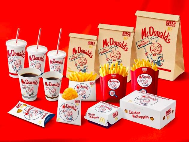 McDonald's Speedee