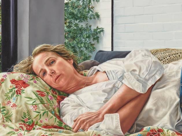 Rachel Griffiths, Archibald Prize 2021
