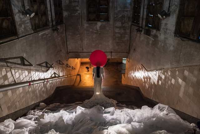 Enjoy these online events inspired by butoh dance at Tokyo Real Underground