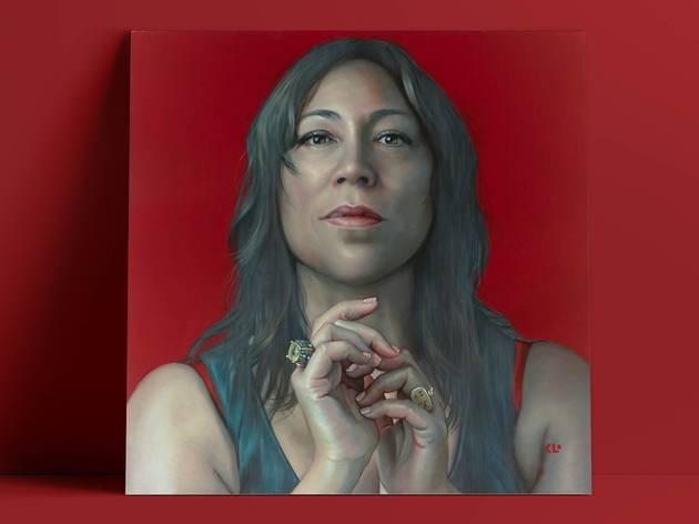 Kate Ceberano, Archibald Prize 2021