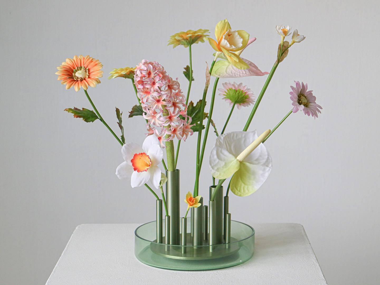 Ikeru Low Vase