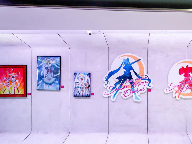 《劇場版美少女戰士 Eternal》Pop-Up Gallery