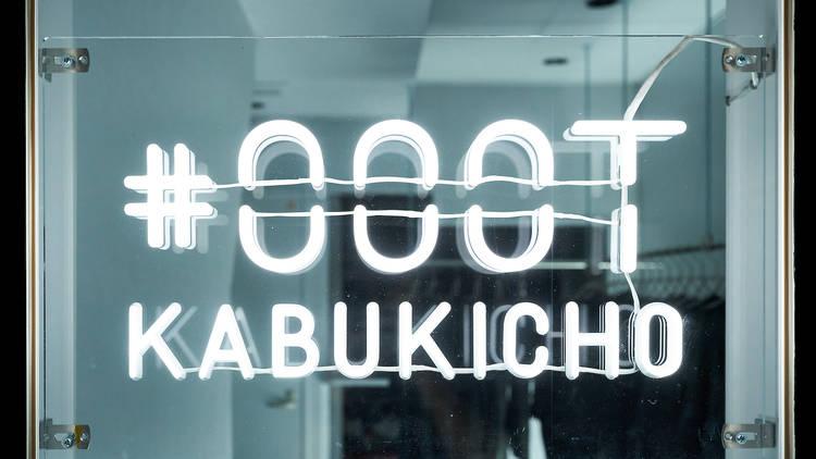 #000T KABUKICHO