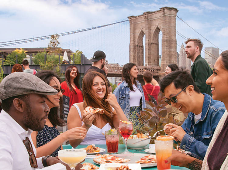 Time Out Market New York is now open in DUMBO!