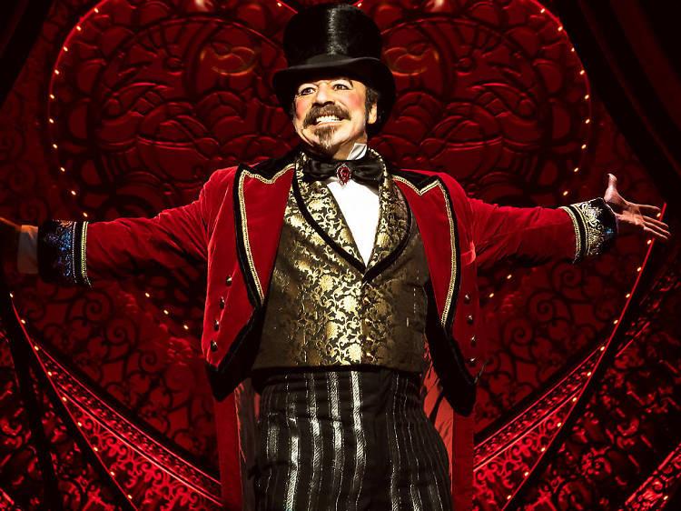 Moulin Rouge star Danny Burstein