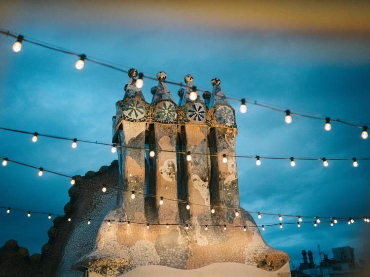 Una Casa Batlló inédita