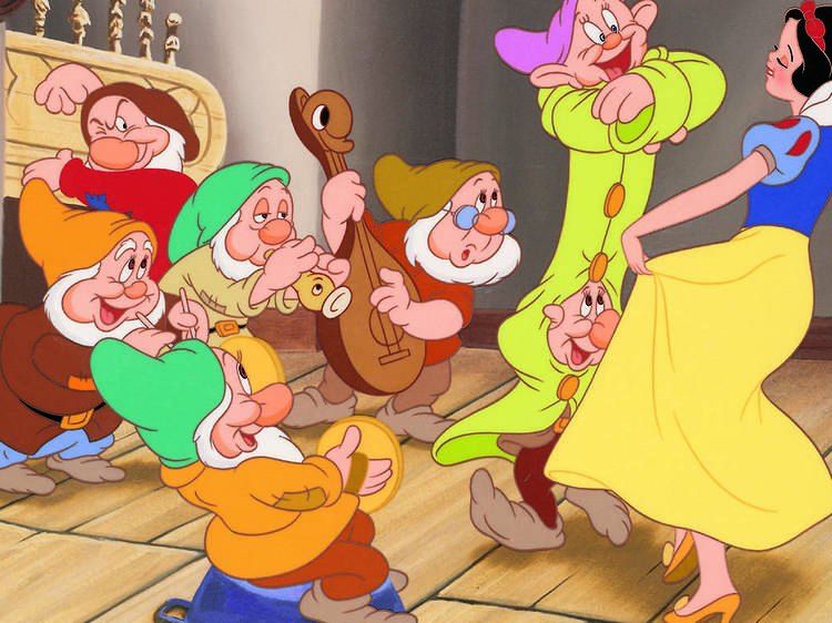 Snow White and the Seven Dwarves (1937)