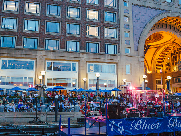 Summer in the City at Boston Harbor Hotel