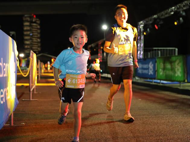 Kids Virtual Race