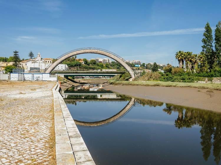 Miradouro do Rio Trancão