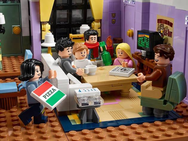 LEGO X Friends Santa Fe
