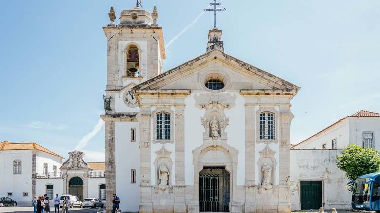 Igreja Matriz de Santo Antão do Tojal