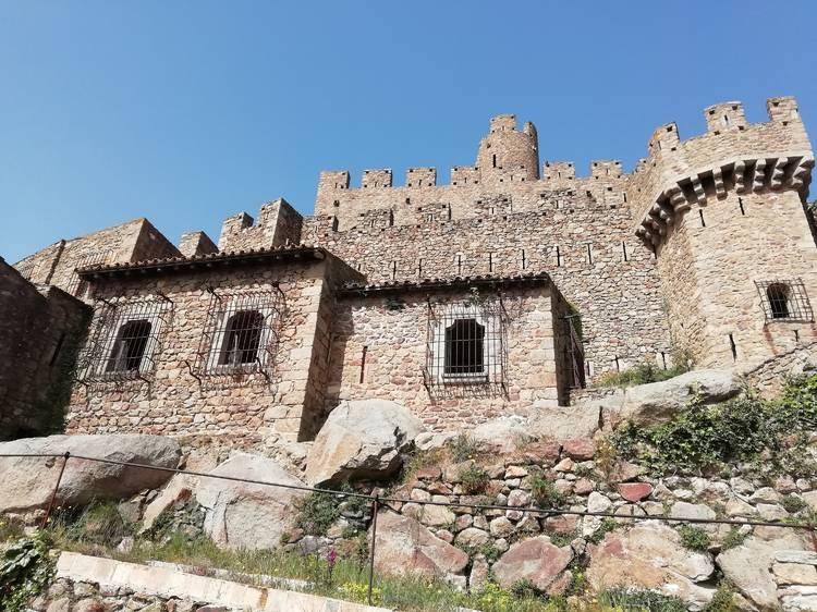 Castillo de Requesens (Cantallops)