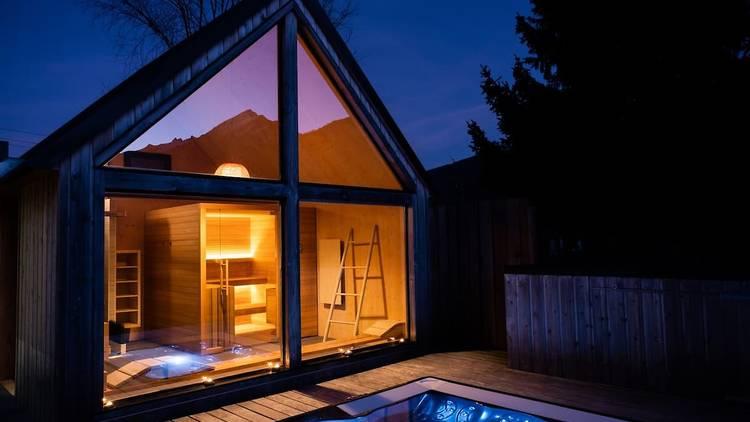 Airbnb, sur de Francia