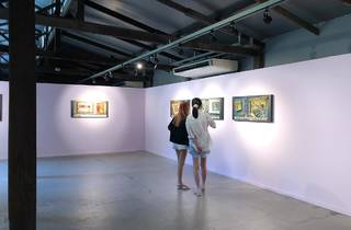 Atmosphere in the Virtual museum + Experience + Emotion = Canvas Exhibition