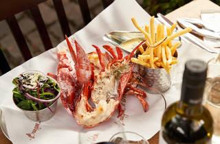 Burger & Lobster Soho