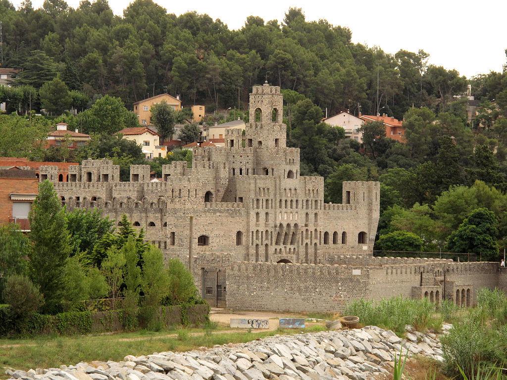 Castell de les Fonts
