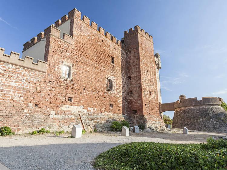 Castillo de Castelldefels (Castelldefels)