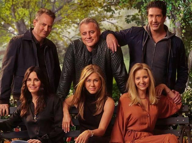 Los 11 mejores momentos de Friends