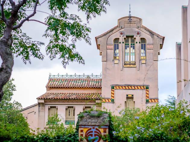 Casa modernista de La Garriga