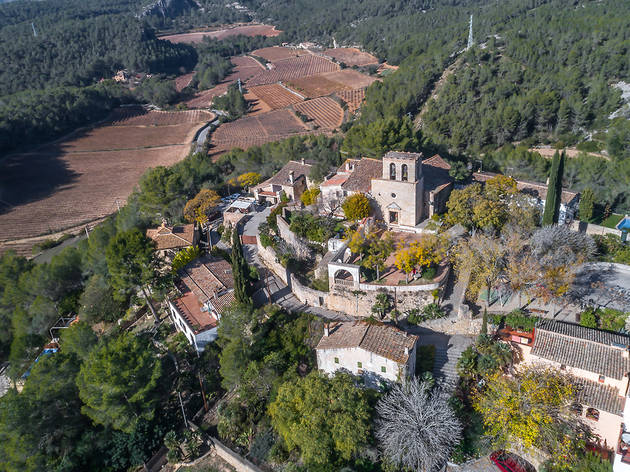 Olivella,  Garraf