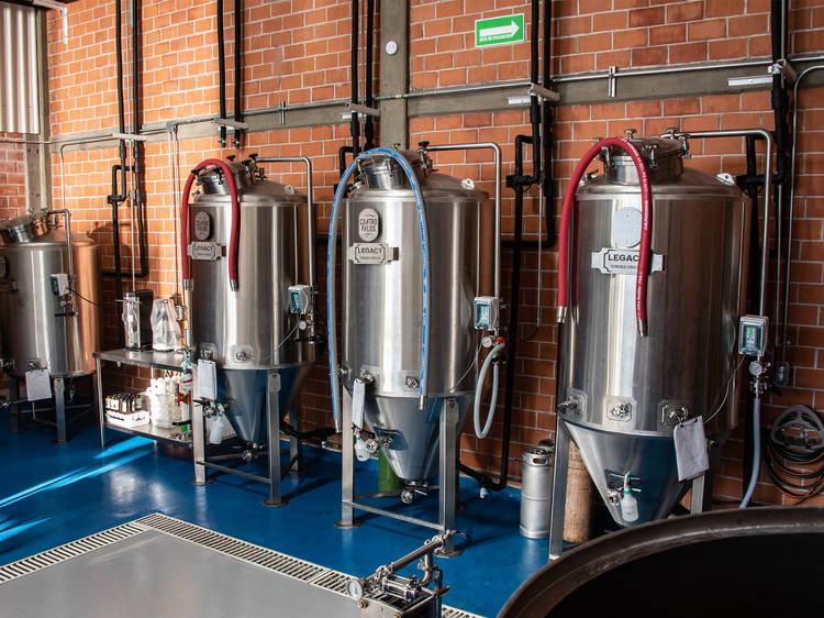 Cuatro Palos Brewing