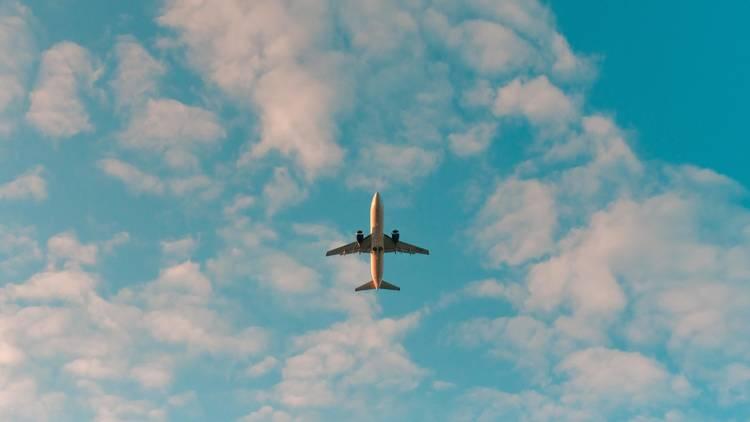 airplane, flight, avion, let, sky, clouds, nebo, oblaci, oblak, cloud, air, zrakoplov