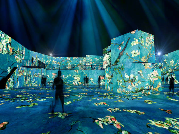 Book tickets to this immersive Vincent Van Gogh exhibition
