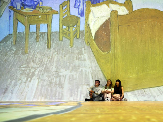 The Lume  Melbourne Van Gogh