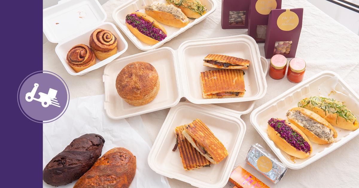 'IGNIV' เดลิเวอรี่สำหรับคนชอบกินขนมปัง กับเมนูอบสดใหม่ที่ชวนกดสั่งซ้ำ