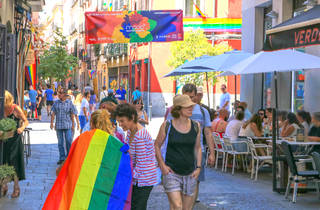 Fiestas del Orgullo LGBTI Madrid