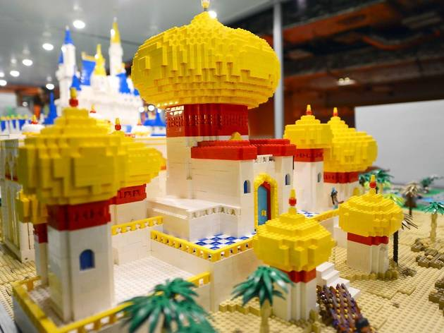 Exposição Peças LEGO