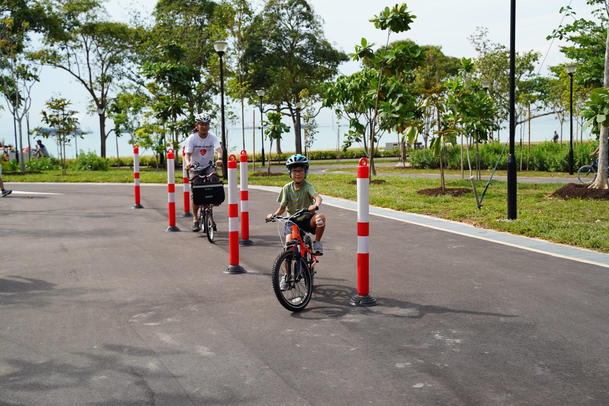 East Coast Cyclist Park