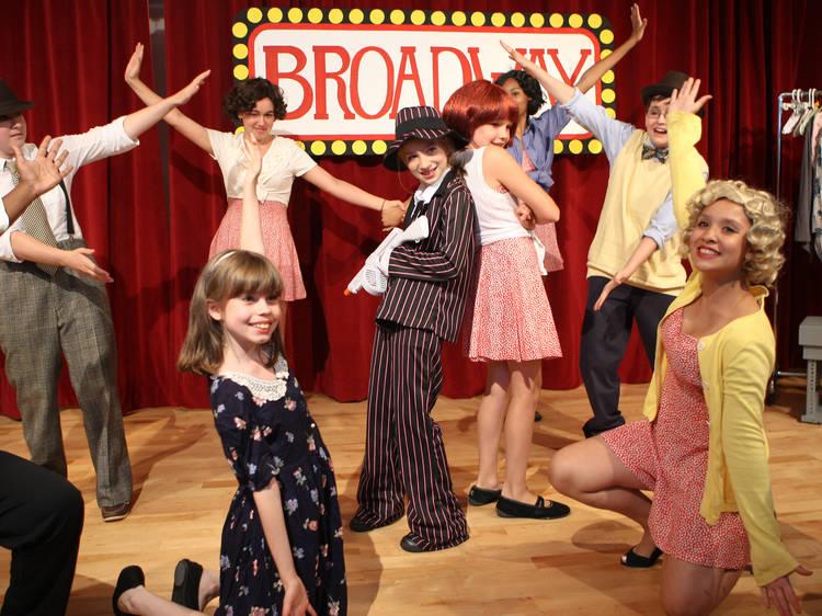 La estrella eres tú, un curso de verano de teatro musical para niños