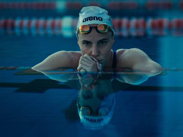 Bronte Campbell Head Above Water Amazon Prime Video