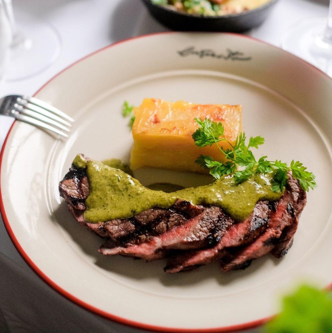 Entrecote steak frites