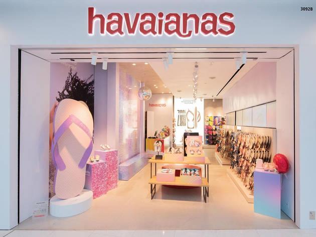 Havaianas Central pop-up