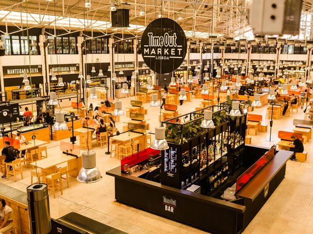 O Time Out Market Lisboa está de volta – e reabre ainda mais doce