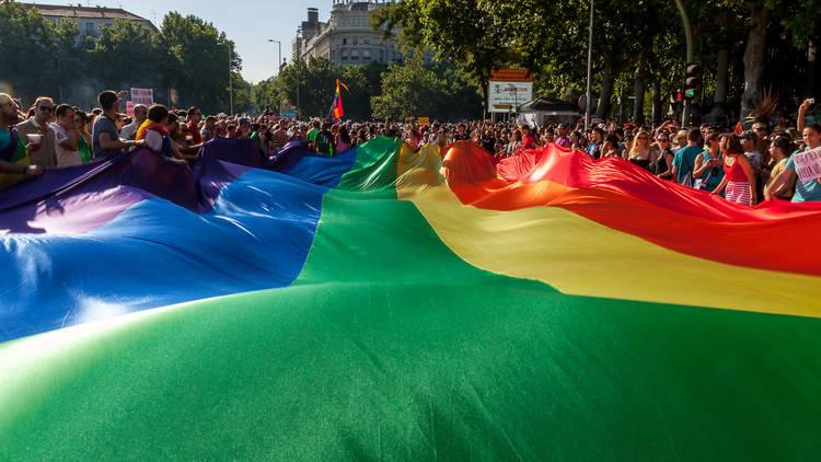 Día orgullo gay Madrid
