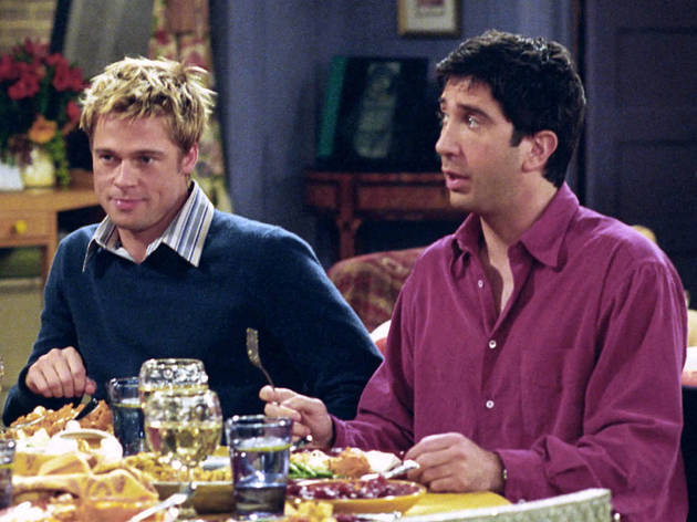 Friends. The One With The Rumour