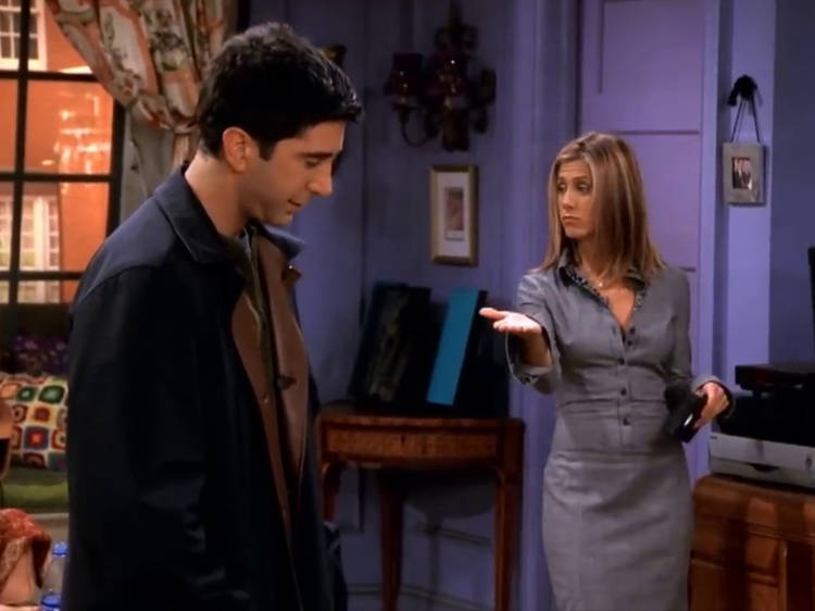 The One With The Videotape