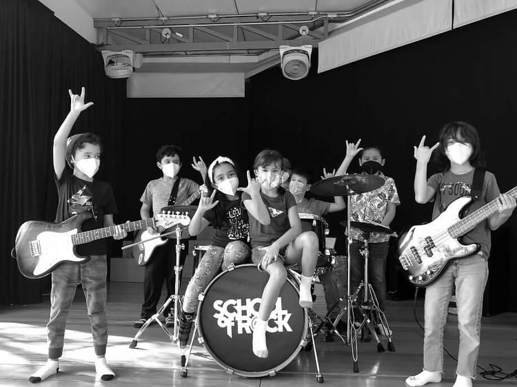Rock Camp 101, el campamento de rock para niños en la CDMX