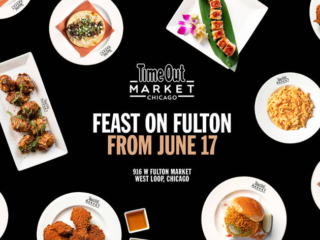 Time Out Market Chicago will reopen on June 17