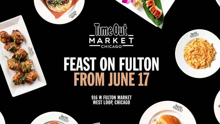 Time Out Market Chicago reopening