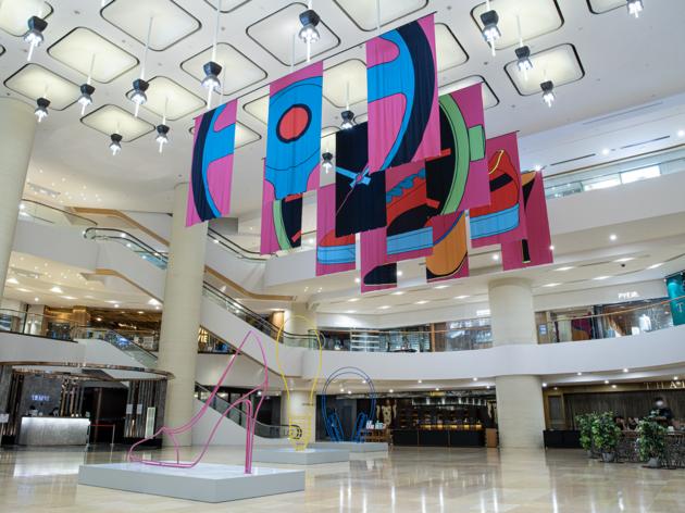 你不能錯過的香港藝術展覽